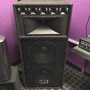 Used Dfx Professional Audio Dfx 215 Unpowered Speaker