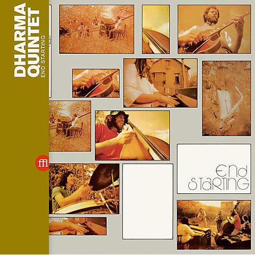 Alliance Dharma Quintet - End Starting
