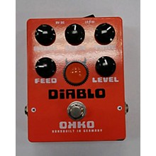 Okko FX Diablo Effect Pedal
