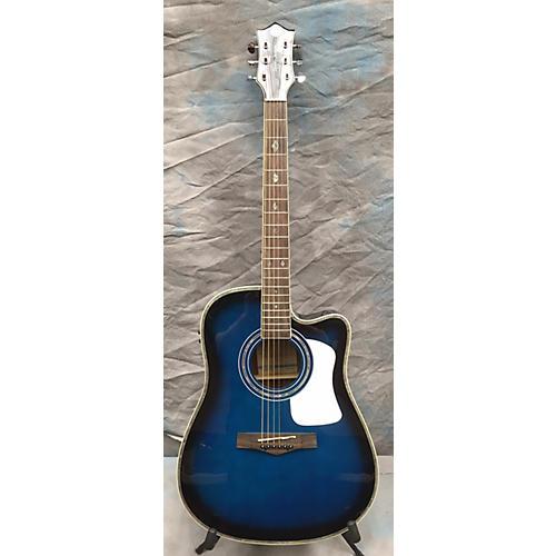 Randy Jackson Diamond Edition Acoustic Guitar