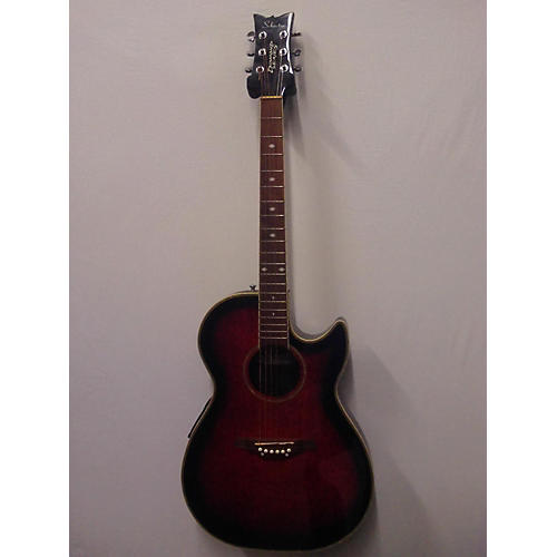 Schecter Guitar Research Diamond Series Acoustic Acoustic Electric Guitar