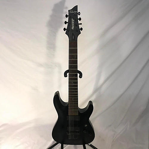 Schecter Guitar Research Diamond Series Damien-7 Solid Body Electric Guitar