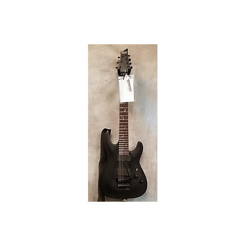 Schecter Guitar Research Diamond Series Damien-7FR Solid Body Electric Guitar