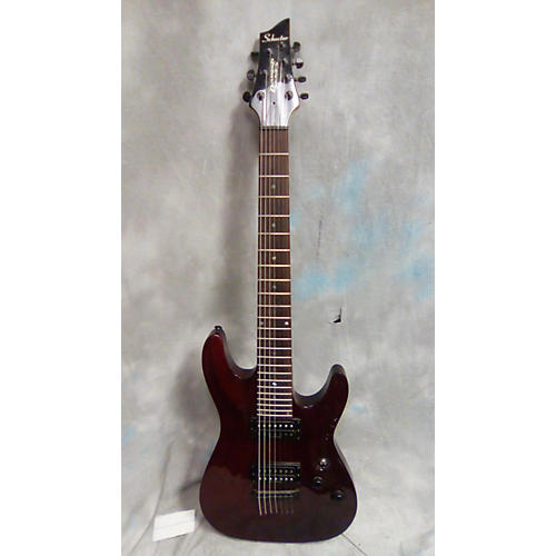 used schecter guitar research diamond series gryphon 7 solid body electric guitar guitar center. Black Bedroom Furniture Sets. Home Design Ideas