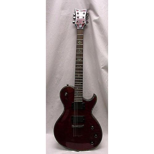 Schecter Guitar Research Diamond Series Hellraiser Solo II Solid Body Electric Guitar