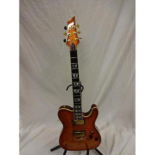 Used Schecter Guitar Research Diamond Series Pt Custom