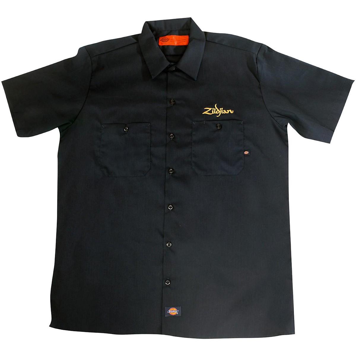 Zildjian Dickies Work Shirt