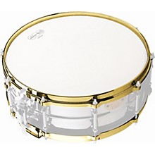 Die-Cast Snare Drum Hoop Bottom Brass 14 Inches