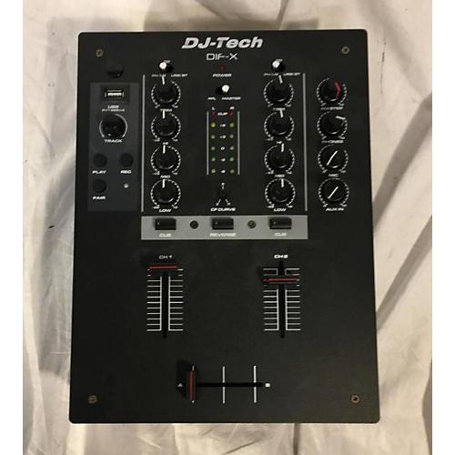 DJ TECH Dif-x DJ Mixer