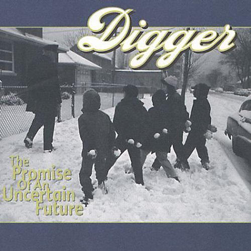 Alliance Digger - Promise of An Uncertain Future