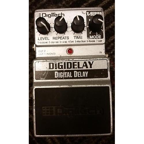 Digitech DigiDelay Effect Pedal