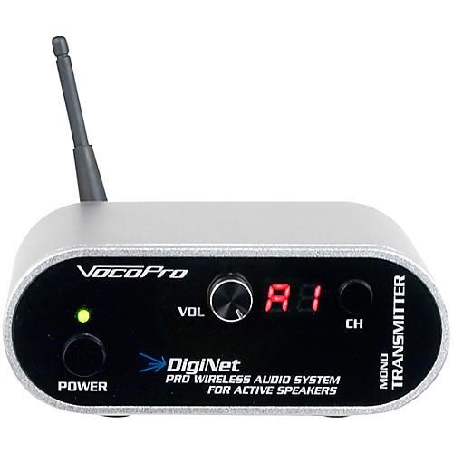 Vocopro DigiNet-MT Mono Transmitter/Range extender for DigiNet Professional Wireless Audio System