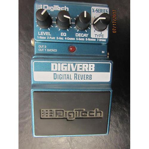 Digitech DigiVerb Effect Pedal