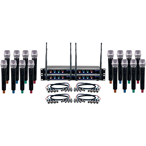 VocoPro Digital-Acapella-16 Wireless System
