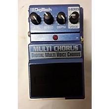 DigiTech Digital Chorus Effect Pedal