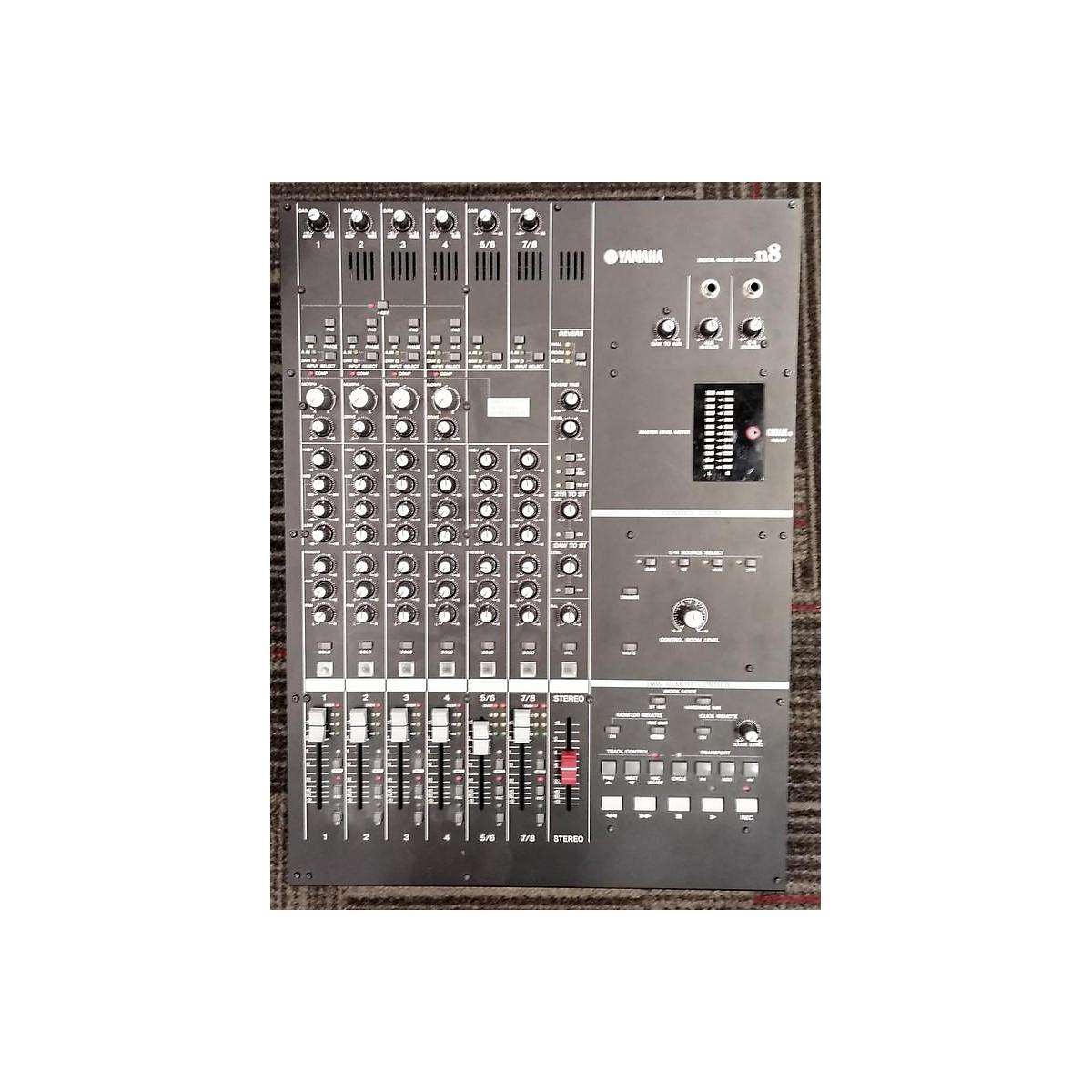 Yamaha Digital Mixing Studio N8 Digital Mixer