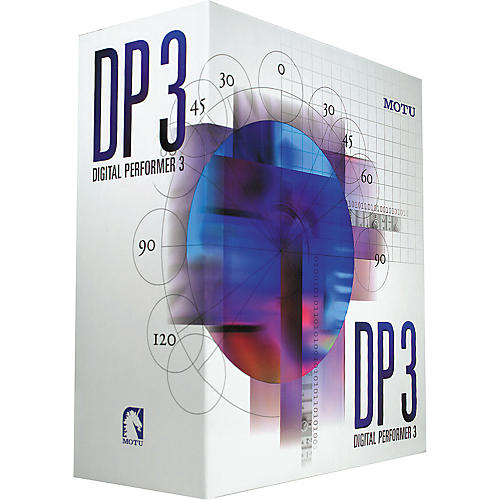 MOTU Digital Performer 3.0 Software