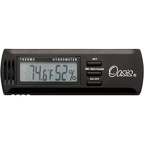 Oasis Digital Self-Calibrating Hygrometer