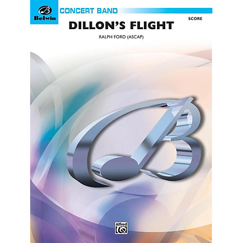 Alfred Dillon's Flight Concert Band Grade 3
