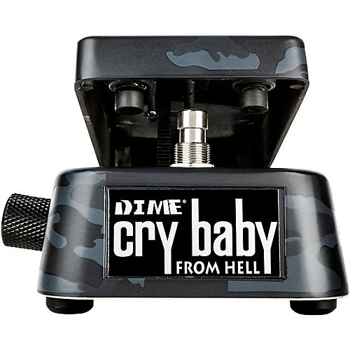 Dunlop Dimebag Cry Baby From Hell Wah Effects Pedal