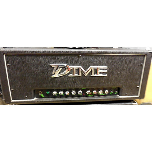 Dime Amplification Dimebag D100 120W Solid State Guitar Amp Head