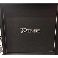 Dime Amplification Dimebag D412 300W 4x12 Guitar Cabinet