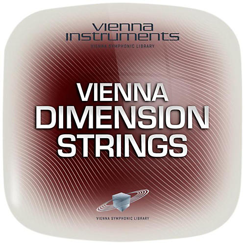 Vienna Instruments Dimension Strings Extended Library