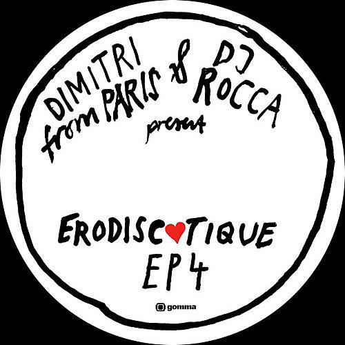 Alliance Dimitri From Paris & DJ Rocca - Erodiscotique Ep4