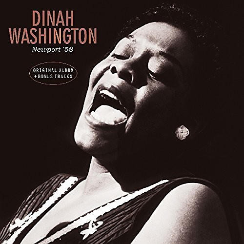 Alliance Dinah Washington - At Newport 58 + Bonus Tracks