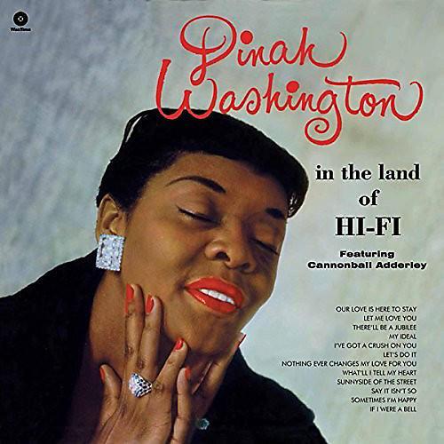 Alliance Dinah Washington - In the Land of Hi-Fi