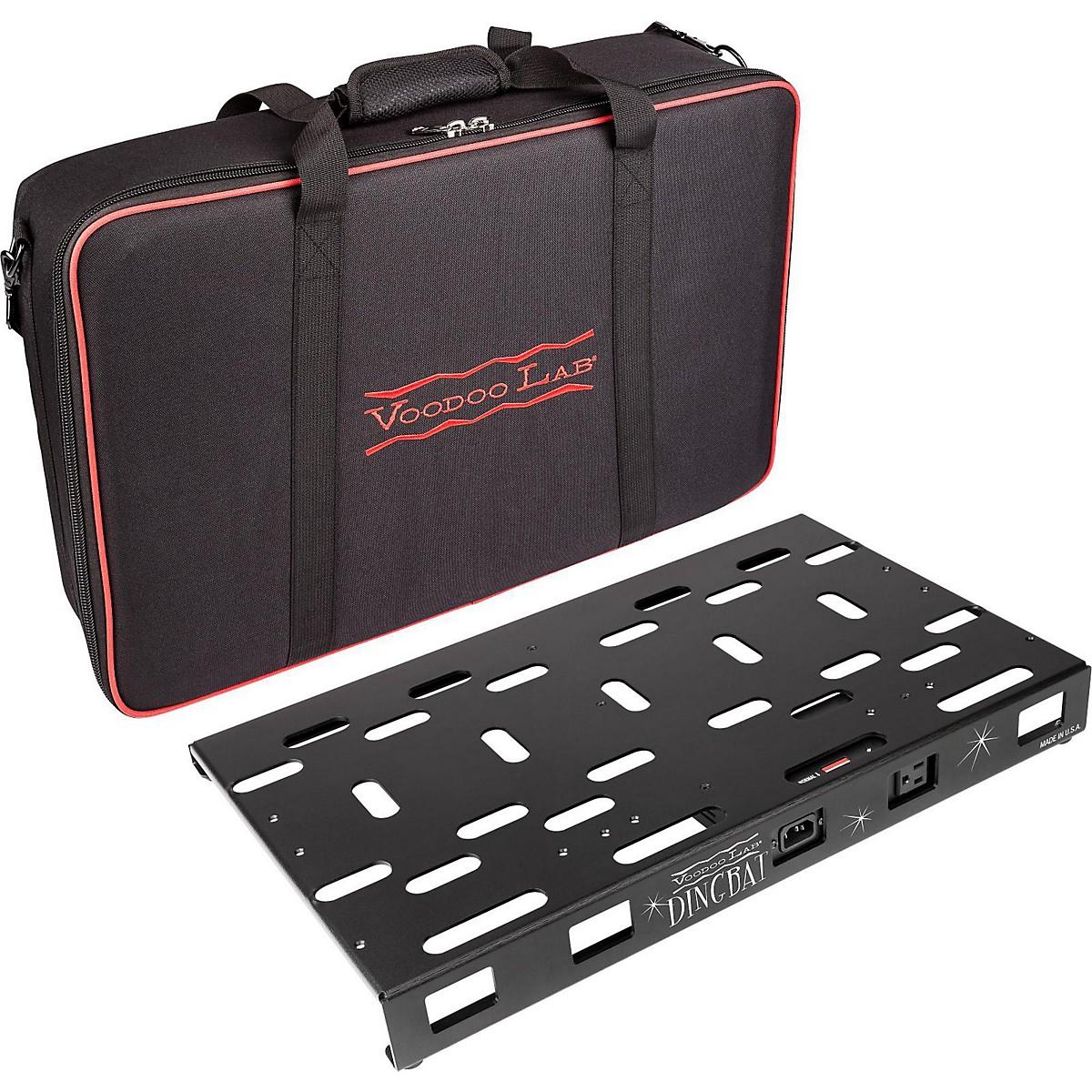 Voodoo Lab Dingbat Medium Pedalboard Power Package with Pedal Power 2 PLUS