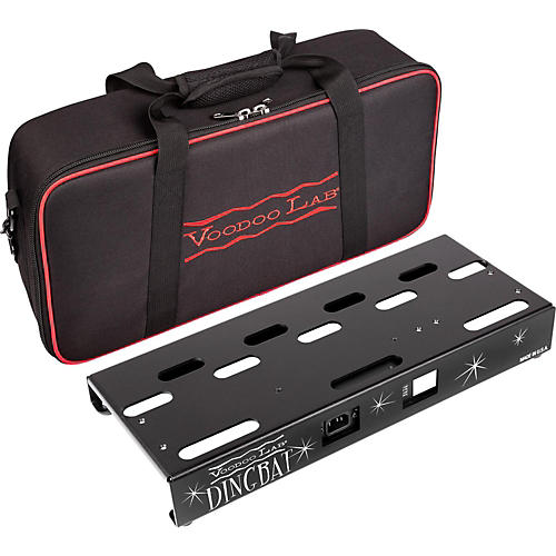 Voodoo Lab Dingbat Small Pedalboard Power Package with Pedal Power ISO-5