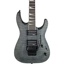 Dinky JS22 DKA Arch Top Electric Guitar Transparent Black
