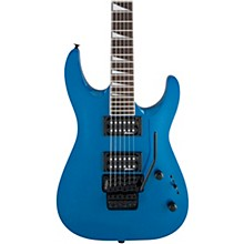 Dinky JS32 DKA Arch Top Electric Guitar Bright Blue