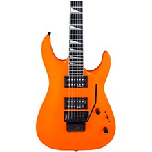 Dinky JS32 DKA Arch Top Electric Guitar Neon Orange