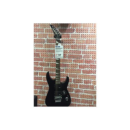 Jackson Dinky Standard W/Floyd Rose Black Solid Body Electric Guitar