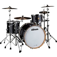 Dios 3-Piece Shell Pack Black Satin