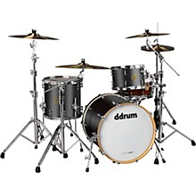 Dios 3-Piece Shell Pack Satin Black