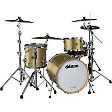 Dios 3-Piece Shell Pack Satin Gold