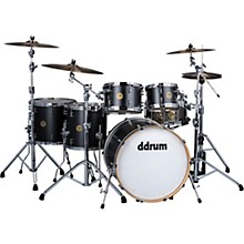 Dios 5-Piece Shell Pack Black Satin
