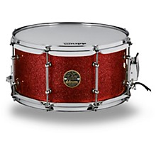 Dios Maple Snare 13 x 7 in. Red Cherry Sparkle