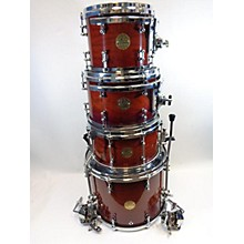Ddrum Dios Series Bubinga Drum Kit