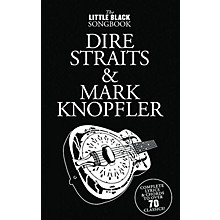 Music Sales Dire Straits & Mark Knopfler - Little Black Songbook The Little Black Songbook Softcover by Dire Straits