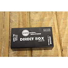 Livewire Direct Box Direct Box