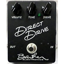 Barber Direct Drive Effect Pedal