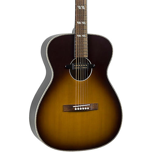 Recording King Dirty 30s 7 000 Acoustic-Electric Guitar With Gold Foil Pickup
