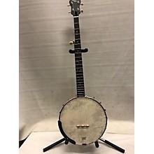 Recording King Dirty 30s Banjo