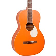 Dirty 30's Series 7 Single 0 RPS-7 Acoustic Guitar Monarch Orange