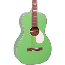 Dirty 30's Series 7 Single 0 RPS-7 Acoustic Guitar Revolution Green