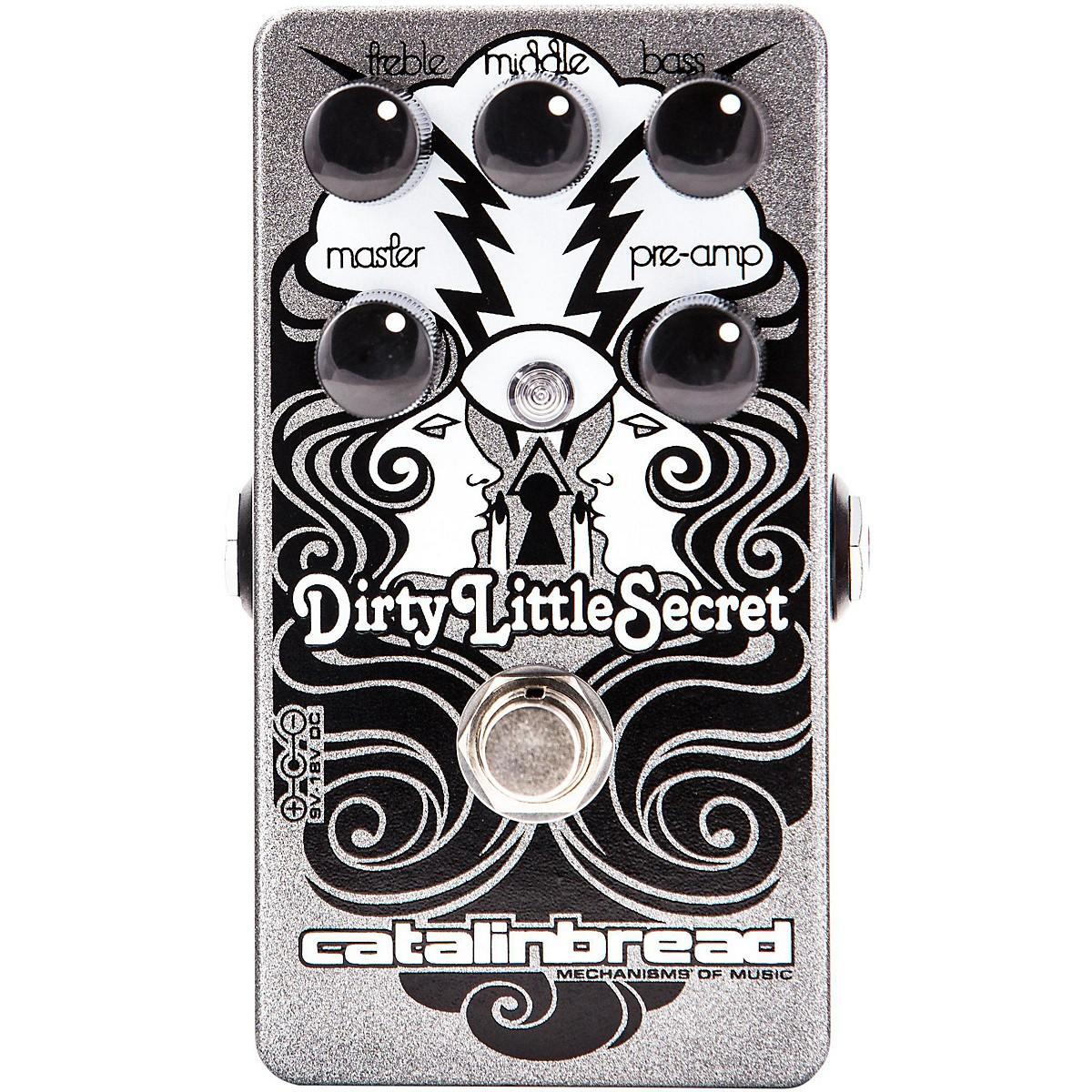 Catalinbread Dirty Little Secret (Marshall Amp Emulation) Guitar Effects Pedal